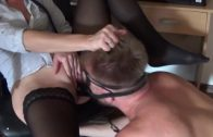 Double-Penetration-with-Big-Strap-on-in-Ass-and-Dick-in-Pussy-and